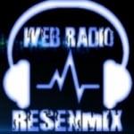 Logo da emissora Rádio Resen Mix