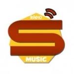 Logo da emissora Rádio Sergipe Music