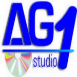Logo da emissora Studio AG1 Webrádio