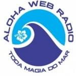Logo da emissora Aloha Web Rádio