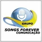 Logo da emissora Rádio Songs Forever