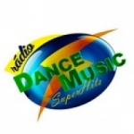 Logo da emissora Rádio Dance Music Super Hits