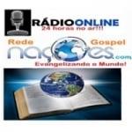 Logo da emissora Rede Gospel Nações