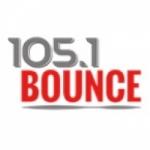 Logo da emissora WMGC 105.1 FM