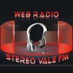 Logo da emissora Web Rádio Stereo Vale FM