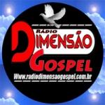 Logo da emissora Rádio Dimensão Gospel