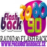 Logo da emissora Radio 80's Flashback