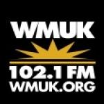 Logo da emissora WMUK 102.1 FM