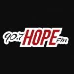 Logo da emissora WNFA 90.7 FM Hope