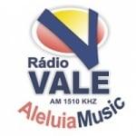 Logo da emissora Rádio Aleluia Music 1510 AM