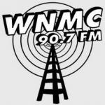 Logo da emissora WNMC 90.7 FM