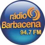 Logo da emissora Rádio Barbacena 94.7 FM