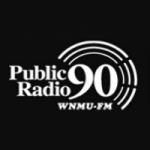 Logo da emissora WNMU 90 FM