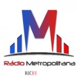 Logo da emissora Metropolitana Recife FM