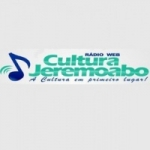 Logo da emissora Rádio Web Cultura Jeremoabo
