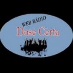 Logo da emissora Web Rádio Dose Certa