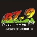 Logo da emissora Radio Novo Tempo 87.9 FM