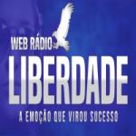 Logo da emissora Web Rádio Liberdade