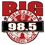 Logo da emissora Radio WGBG Big 98.5 FM