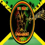 Logo da emissora Universo Reggae Web Rádio