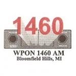 Logo da emissora WPON 1460 AM