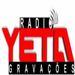 Logo da emissora Rádio Yeta Gravações