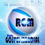 Logo da emissora Rádio Gospel Mundial