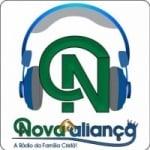 Logo da emissora Web Rádio Nova Aliança Gospel