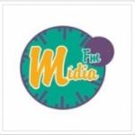 Logo da emissora Mídia FM Salvador