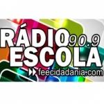 Logo da emissora Rádio Escola