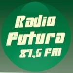 Logo da emissora Rádio Futura 87.5 FM
