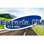 Logo da emissora Rádio Estrada 87.5 FM
