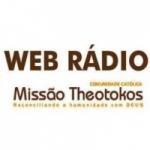 Logo da emissora Web Rádio Theotokos
