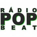 Logo da emissora Rádio Pop Beat
