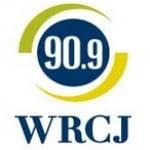 Logo da emissora WRCJ 90.9 FM