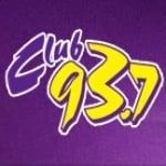 Logo da emissora WRCL 93.7 FM Club