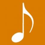 Logo da emissora Rádio Gospel Melodia