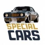 Logo da emissora Rádio Special Cars
