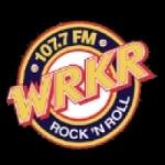 Logo da emissora WRKR 107.7 FM