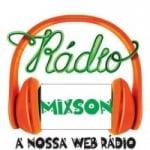 Logo da emissora Rádio Mixson