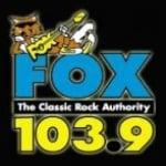 Logo da emissora WRSR 103.9 FM Fox