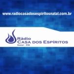 Logo da emissora Rádio Casa dos Espíritos Natal