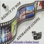 Logo da emissora Rádio e TV Web Adorador Gospel