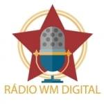 Logo da emissora Rádio WM Digital