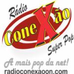 Logo da emissora Rádio Conexão Super Pop