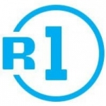 Logo da emissora Rádio R1