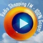 Logo da emissora Rádio Shopping FM