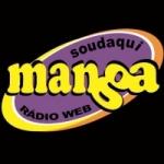 Logo da emissora Rádio Soudaquimanga
