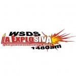 Logo da emissora WSDS La Explosiva 1480 AM