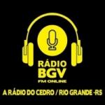 Logo da emissora Rádio BGV FM Online